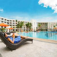 HARRIS Resort Batam Waterfront, hotel in Sekupang