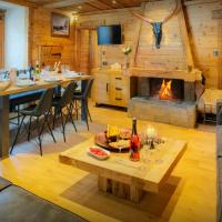 Traditional apartment family vacation cosy fire & home cinema - OVO Network