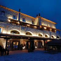 Santa Marina Arachova Resort & Spa, hotel in Arachova
