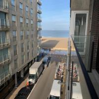 Exclusief appartement in hartje Zoute, zonnig terras met zeezicht