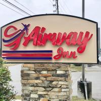 Airway Inn, hotel near George Bush Intercontinental Airport - IAH, Houston