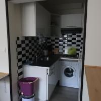 Studio très confortable, hôtel à Limoges près de: Aéroport de Limoges-Bellegarde - LIG
