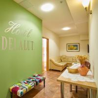 Hostel Delalut, hotel in Ravne na Koroškem