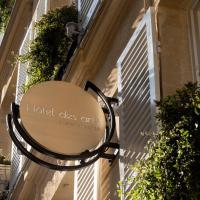 Hôtel des Arts Montmartre, hotel en Montmartre - 18º distrito, París