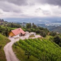 Vineyard cottage Škatlar 3, hotel in Otočec