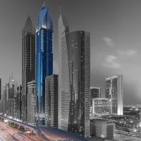 Rose Rayhaan by Rotana - Dubai, отель в Дубае