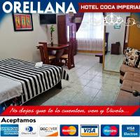 Hotel Coca Imperial, hotel em Puerto Francisco de Orellana