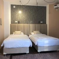 Corner Apartmani, hotel in Leskovac