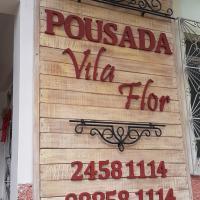 Pousada Vila Flor, hotel in Rio das Flores