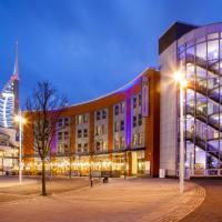 Holiday Inn Express Portsmouth Gunwharf Quays, hotel in Portsmouth