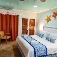 Island Magic Beach Resort, Hotel in Caye Caulker