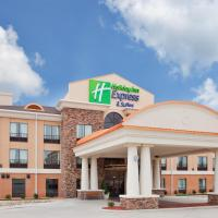 Holiday Inn Express Hotel and Suites Saint Robert, an IHG Hotel, hotel in Saint Robert