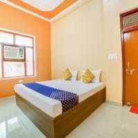 SPOT ON 62633 Kanha Hotel & Restraunts, hotel in Karwi