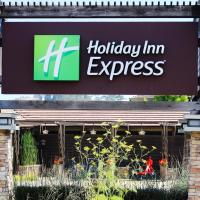 Holiday Inn Express Mill Valley - Sausalito Area, hotel in Mill Valley