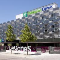 Holiday Inn Express Madrid Leganes, an IHG hotel