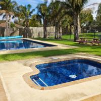Carrum Downs Holiday Park and Carrum Downs Motel, hotel em Carrum Downs