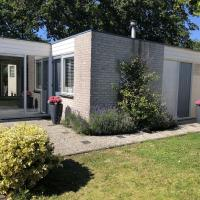 Bungalow Dune - Klepperstee Ouddorp near the beach with 2 terraces and garden