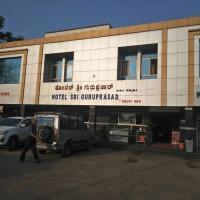 Hotel Sri Guruprasad, hotel in Gundlupet