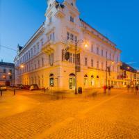 Hotel Imparatul Romanilor, hotel in Sibiu