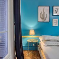 Basilique du Sacré Coeur - Beautiful 4P apartment