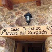 Casa Turistica Rivera Del Zurguen, hotel in Morille
