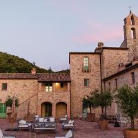 SPAO Borgo San Pietro AquaeOrtus,Allerona的飯店