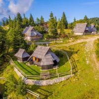 Chalet Resa - Velika planina, hotel in Stahovica