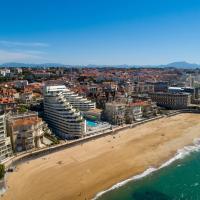 Sofitel Biarritz Le Miramar Thalassa, hôtel à Biarritz