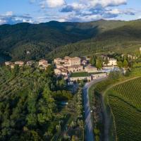 Rocca Di Castagnoli, hotell i Gaiole in Chianti