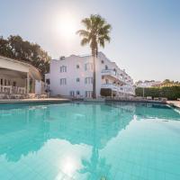 Aegean Blu Hotel & Apartments, hotel in Kos-stad