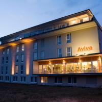 Hotel Aviva, отель в Карлсруэ