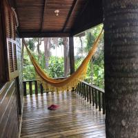 Cabana na Natureza, hotel in Terra de Areia