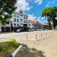 Hotel Palacio, hotell i Paramaribo