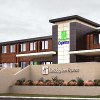 Holiday Inn Express - Wigan, an IHG hotel, hotel in Wigan