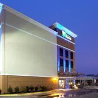 Holiday Inn Express Washington DC-BW Parkway, an IHG Hotel, hotel in Hyattsville