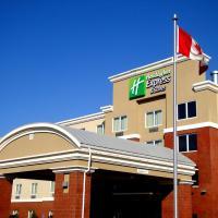 Holiday Inn Express Fort Saskatchewan, hotel em Fort Saskatchewan