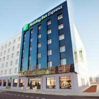 Holiday Inn Express Voronezh Kirova, an IHG Hotel, hotel in Voronezh