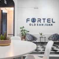 Fortel Hostel, hotel in Old San Juan, San Juan