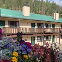 Ponderosa Lodge, hotel in Red River