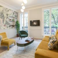 Stylish 2bd House in Central Paris by GuestReady