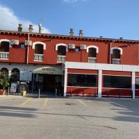 Hotel-Restaurante la Loma, hotel en Baeza