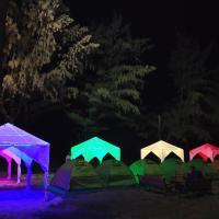Bakel beach tent camping, hotel en Kasaragod