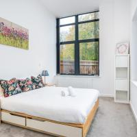 NIKSA Serviced Accommodation - One Bedroom Apartment, hotel in Welwyn Garden City