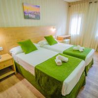Hotel Solymar, מלון במאלגה