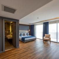 Nova Plaza Crystal Hotel & Spa, hotel di Istanbul