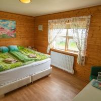 Mountain Queen Angelica -Tempurpedic king bed --home-stay, hótel á Hvolsvelli