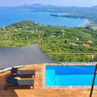 House Tanna. 'Spectacular Views!! Corfiot Riviera'