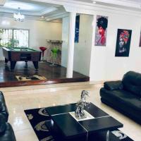 Spacious modern apartment perfect for long stays