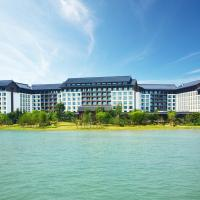 Crowne Plaza Wuxi Lake View, hotel in Wuxi
