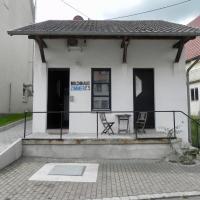 Milchhaus Zimmer - Tiny House, Hotel in Balingen